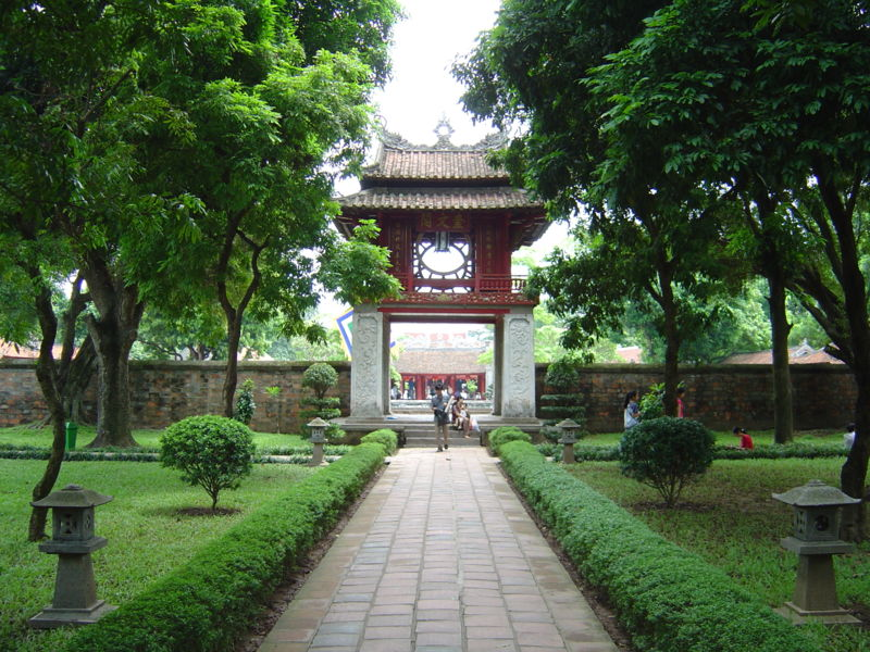 Hanoi is in the top ten most favourite places for cultural tours
