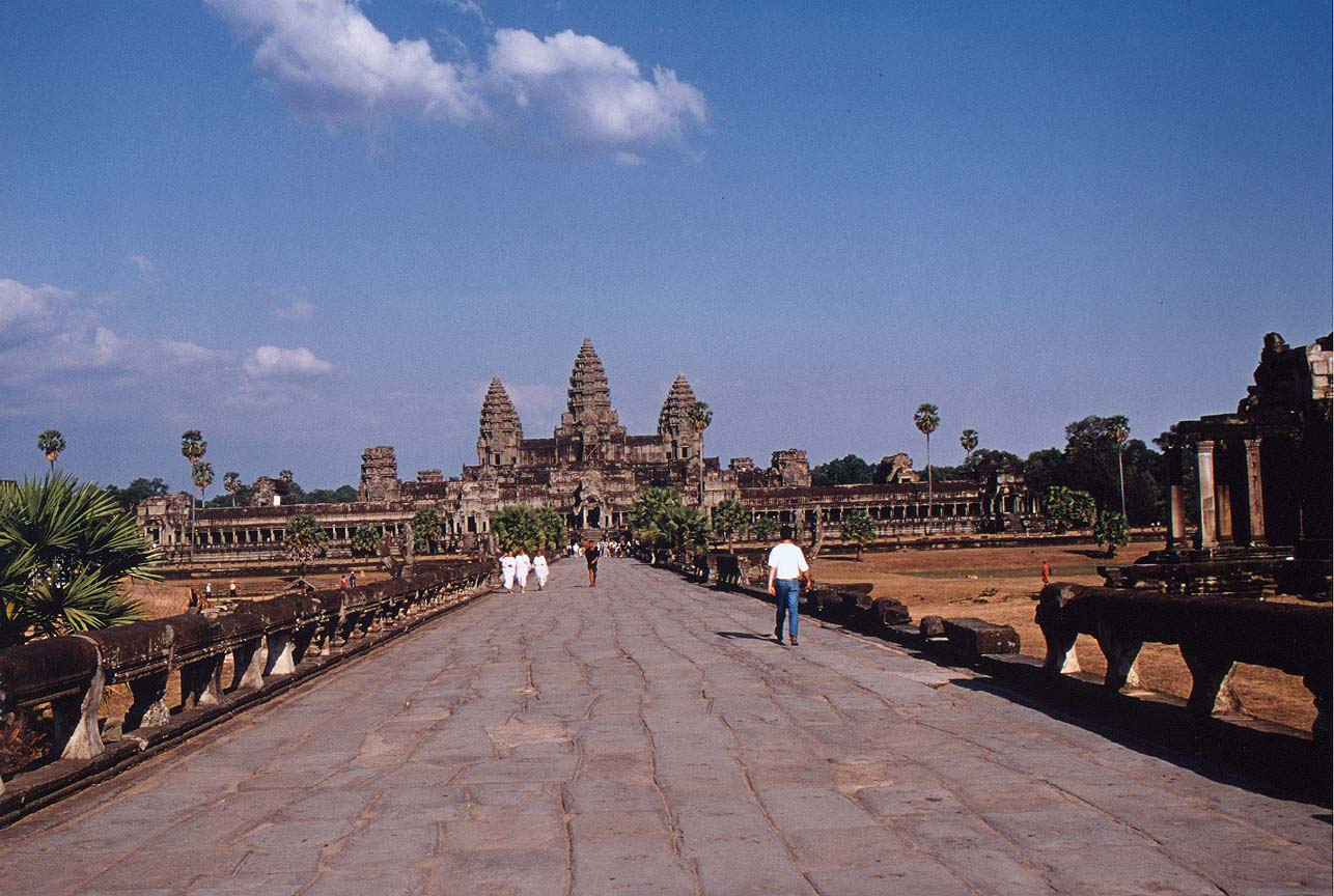 World heritage in cambodia 5 days