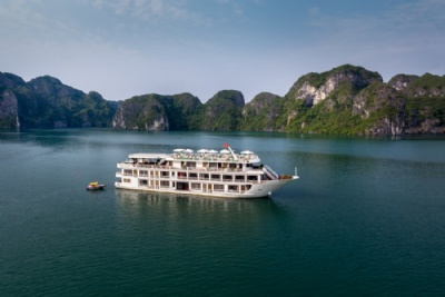 HA LONG BAY 2 DAYS - 1 NIGHT SLEEP ON THE 5 STAR CRUISE