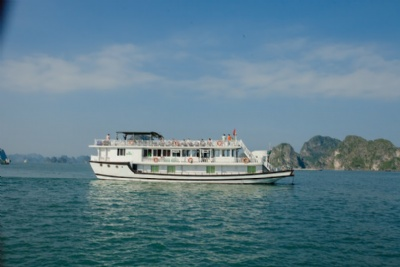 BAI TU LONG BAY 2 DAYS 1 NIGHT TOUR SLEEP ON DELUXE 3 STAR CRUISE