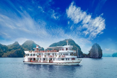 LUXURY  BAI TU LONG BAY  2 DAYS - 1 NIGHT TOUR SLEEP ON 4 STAR CRUISE