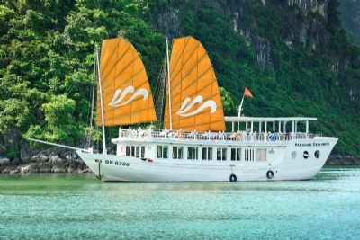 HA LONG BAY 1 DAY LUXURY TOUR
