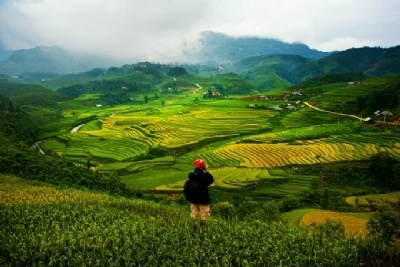 SAPA TREKKING 3 DAYS - 4 NIGHTS  BY NIGHT TRAIN