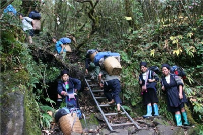 FANSIPAN CLIMBING 3 DAYS - 4 NIGHTS BY SLEEPING BUS