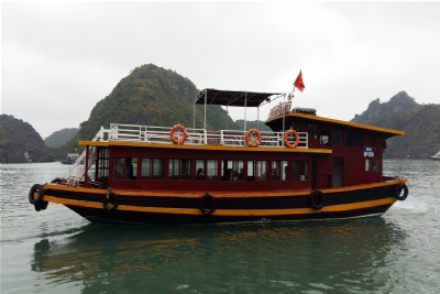 LAN HA BAY - HA LONG BAY - CAT BA ISLAND 1 DAY TOUR