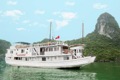 HA NOI - CAT BA - LAN HA BAY -  MONKEY ISLAND 2 DAYS 1 NIGHT TOUR SLEEP ON BOAT