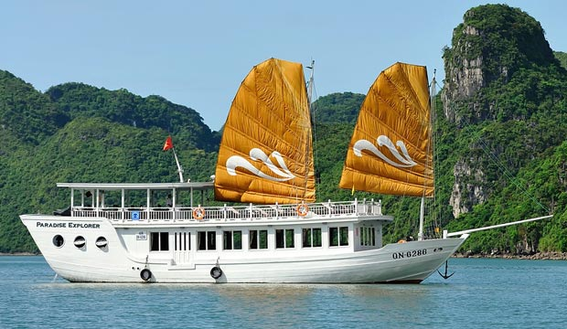 HA LONG BAY 1 DAY LUXURY TOUR 1