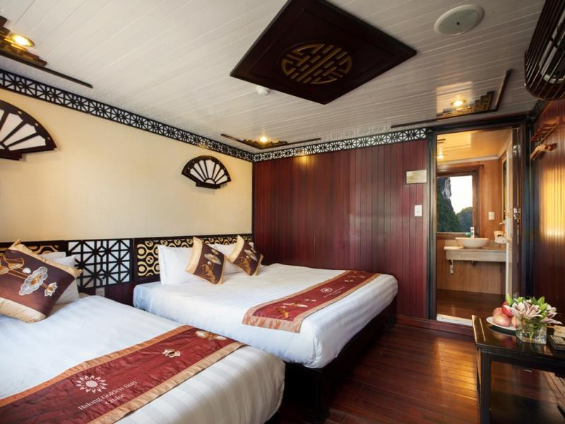 HA LONG BAY 2 DAYS - 1 NIGHT SLEEP ON THE 3 STAR BOAT 10
