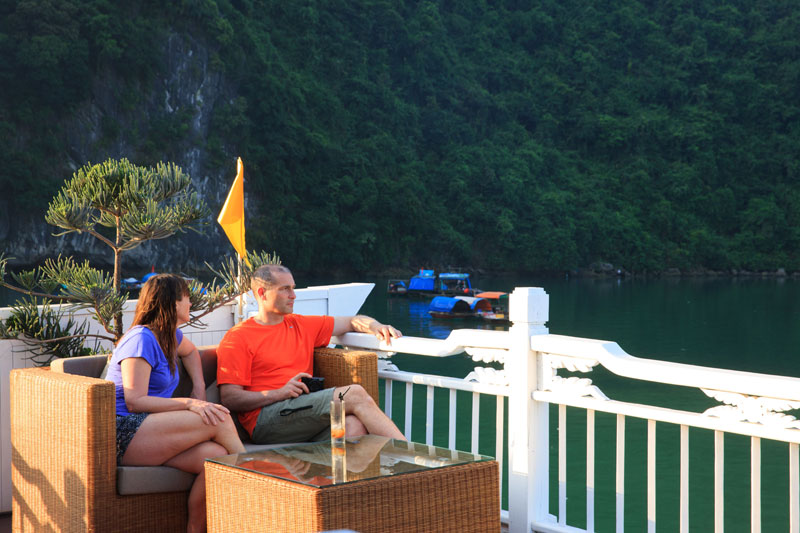 HA LONG BAY 2 DAYS - 1 NIGHT SLEEP ON THE BOAT 4