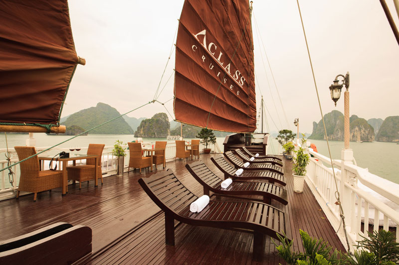 HA LONG BAY 2 DAYS - 1 NIGHT SLEEP ON THE BOAT 33