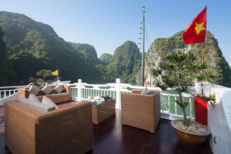 HA LONG BAY 2 DAYS - 1 NIGHT SLEEP ON THE BOAT 34