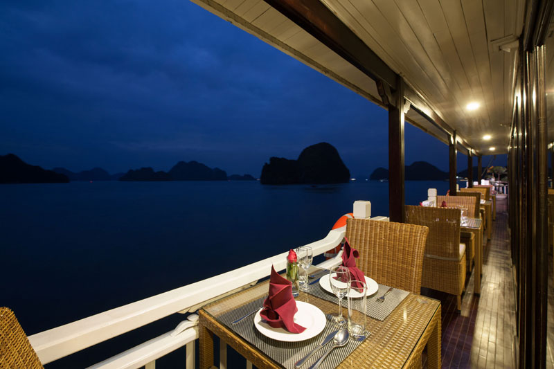 HA LONG BAY 2 DAYS - 1 NIGHT SLEEP ON THE BOAT 39