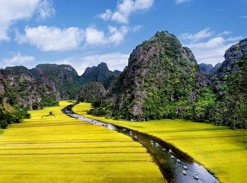 HOA LU - TAM COC 1 DAY TOUR 3